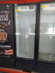 Título do anúncio: Cervejeira porta de vidro 454L - até -6°