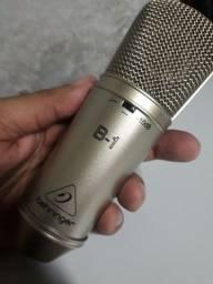 Mic Condensador Behringer Profissional