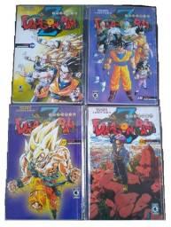 Mangás Dragon Ball Z Edição Clássica Editora Conrad !!!