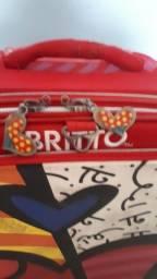 Mala de viagem Romero Britto