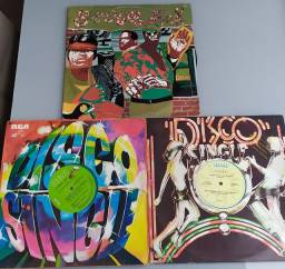 2 Discos do Sugar Hill Funk + 1 Osibisa