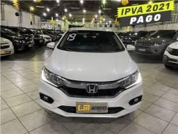 Título do anúncio: Honda City 2019 1.5 ex 16v flex 4p automático