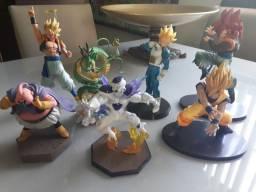 Coleção figuras dragon ball