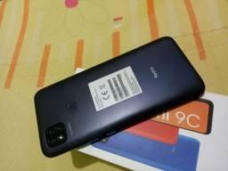 Oportunidade  Redmi 9c 64G  bem novo