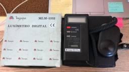 Luxímetro Minipa MLM 1332