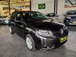 Renault Sandero 2020 Completo ( Financiamos sem entrada )