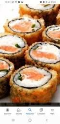 Cozinheiro delivery japonês com experiência