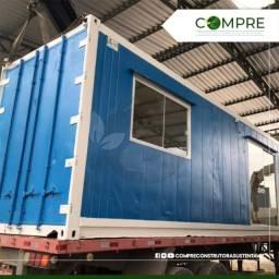 Título do anúncio: Kitnets ou Casas em Container - Sua melhor opção