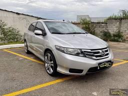 Honda city EX automatico flex.