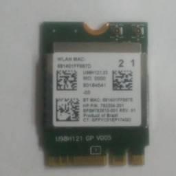 Placa de rede e memória ddr3