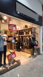 Vendo Loja de Moda Masculina, Ponto e Instalações