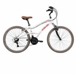 Bicicleta Aro 26 Caloi 400 Confort 21 Marchas