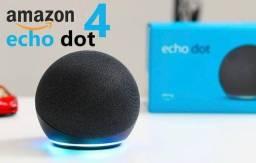 Echo Dot Alexa 4ª Geração
