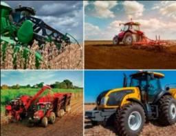 Tratores e Maquinas Agricolas (Sinal+Letras)