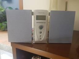 Rádio Relógio Highstar