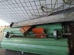 Porta de aço rolante