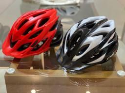 Capacetes Bike Atrio e Absolute