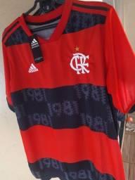 Camisa Rubro-Negra 2021 Camisa de Times Brasileiros