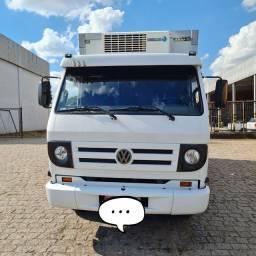 VW 8-150 Delivery 2009 câmara fria 4.50 mts