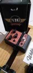 Pedal Nig Power distortion novo