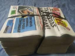 Jornais Velhos 7 reais o 1kg
