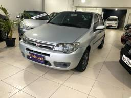 Palio 1.0 2013 Completo + Airbags+ ABS