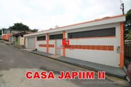 Casa no Japiim 2// 3 quartos sendo 1 suíte//  Área construída: 365m²
