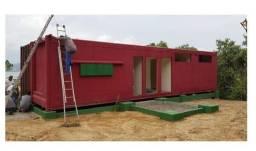 Título do anúncio: Casa Container Dry 15 DC - 15m² 01 dormitório - Promocional - Simples