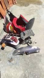 Peças Moto Saara 350