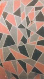 Pinturas em formas geométricas
