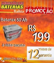 Bateria Baterax Eco 50Ah