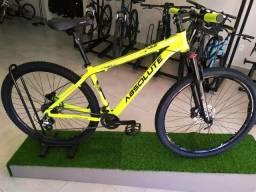 Bike Absolute Nero Shimano Altus
