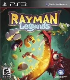 Rayman Legends Ubisoft PS3