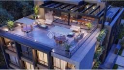 Apartamento à venda com 1 dormitórios em Praia da cal, Torres cod:330860