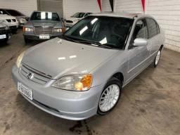 Civic EX 1.7 AUTOMATICO $15.900 2001