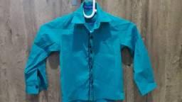 Camisa infantil 3 anos