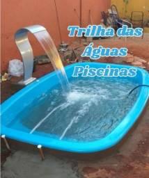 Piscina de Fibra 3,5x 2x 0,80