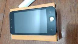 Smartphone Positivo S431 - Twist Mini seminovo, nunca usado e sem narcas de uso.