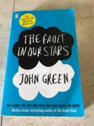 Livro ?A culpa é das Estrelas? (inglês)