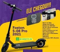 Patinete elétrico FOSTON S8 Pro NOVO 2750