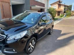 Peugeot 2008 griffe top - abaixo fipe