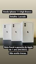 Vendo Iphone 11 64gb/ Lacrado.