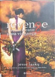 Livro revenge baseado na série...