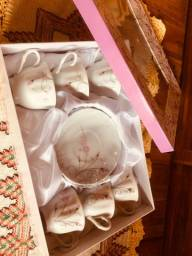 Jogo de café Porcelana !
