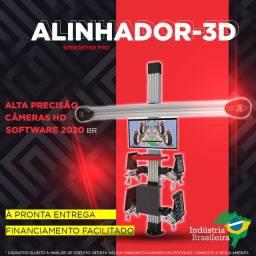 Alinhador de Direção 3D Machine-Pro   Equipamento Novo