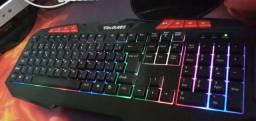 Vendo teclado Gamer e mouse