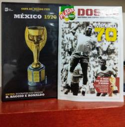 DVD Futebol - Fifa Fever - Zidane - Copa 70