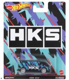 Hot Wheels - Hks Mbk Van DLB45