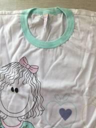 Pijama shorts Sonhart feminina tamanho M