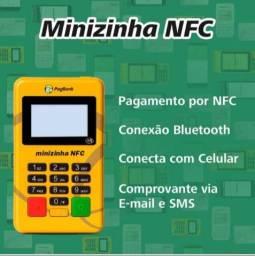 Maquininha minizinha NFC